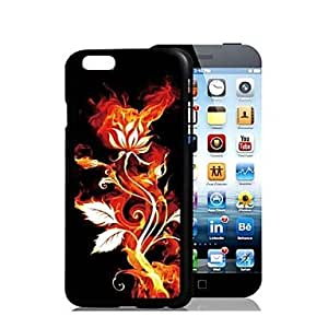 TOPQQ 3D Specially Designed Pattern Hard Cover for iPhone 6
