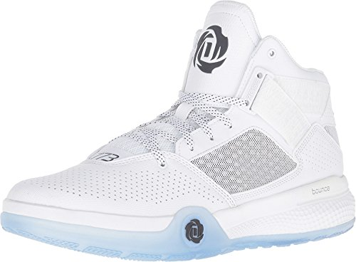 best service 7ea66 29da0 Adidas D Rose 773 IV Mens Basketball Shoe 4.5 White-Black - Buy Online in  Oman.   Apparel Products in Oman - See Prices, Reviews and Free Delivery in  Muscat ...