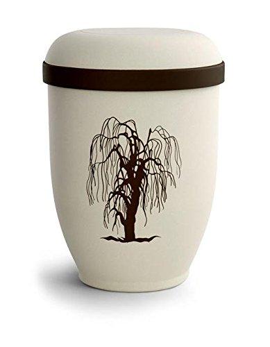 Urna Biodegradable cremación cenizas - para adulto -