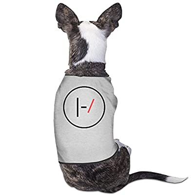 Twenty One Pilots Band Logo Pet Dog Shirt Cool