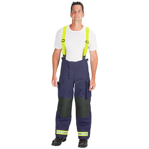TOPPS SAFETY EP02Y1110-48 A10 Deluxe EMS Pants, 48