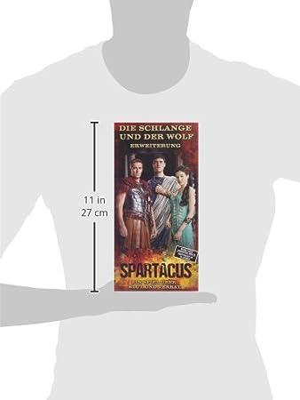 Heidelberger HE487 - Spartacus: La Serpiente y el Lobo - La ...