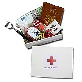 Erste Hilfe im Ruhestand Geschenkbox