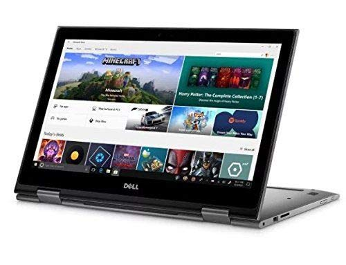 2019 Dell Inspiron 5000 2-in-1 15.6 Inch FHD Touchscreen Laptop PC, Intel Core i5-8250U Quad-Core, 8GB DDR4, 256GB SSD, Backlit Keyboard, USB 3.1, HDMI, WiFi, Windows 10 Home