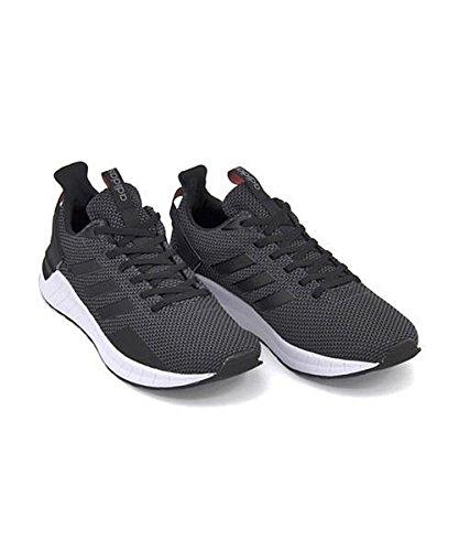 唯一雇用者広告[アディダス] adidas メンズ ランニングシューズ スニーカー クエスター ライド 通気性 クッション性 抗菌 防臭 3E 幅広 カジュアル デイリー ストリート スポーツ ウォーキング QUESTAR RIDE