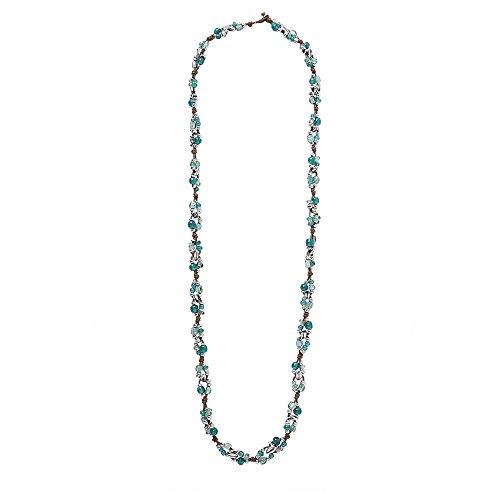 Uno de 50 necklace AT DOWN COL1192VRDMTL0U by Uno de 50