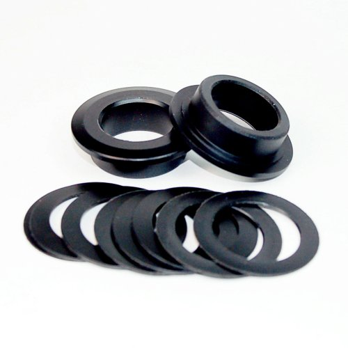 Wheels Manufacturing 386Evo To Shimano 24 -mm Crank Spindle Shims (Shim Crank)
