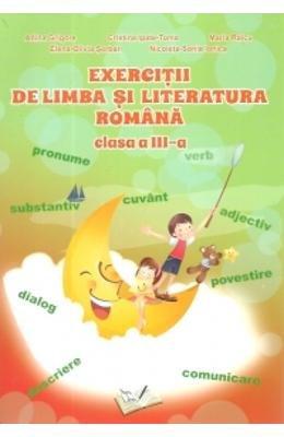 Exercitii De Limba Si Literatura Romana Cls 3 (Romanian Edition)