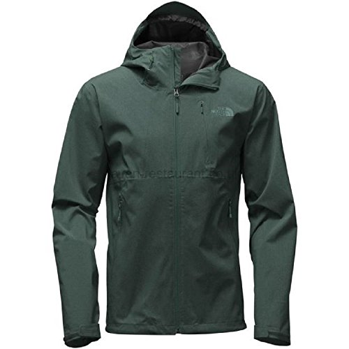 The North Face Mens Carto Triclimate Jacket NF0A33PTWHV_M - Darkest Spruce/Darkest Spruce by The North Face (Image #1)
