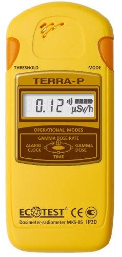 【日本語完全取説付】放射線測定器 ECOTEST TERRA-P MKS-05 B00ENBQZBK