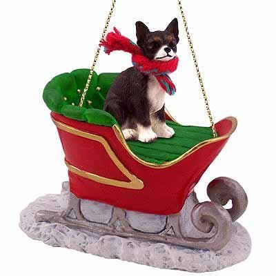 Conversation-Concepts-Chihuahua-Sleigh-Dog-Christmas-Ornament