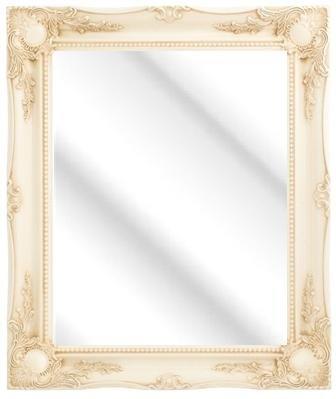 Frames by Post Crema Spazzato Cornice da Parete Overmantle Specchio ...