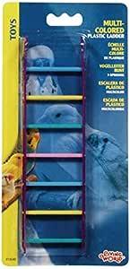 Living World Seven Steps Plastic Ladder Bird Toy