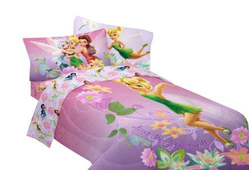 Disney Fairies be Yourself Sheet Set, Full