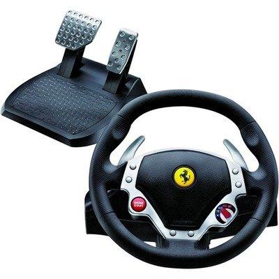 Ferrari F430 Wheel - 2V46254 - Guillemot FERRARI F430 Force Feedback Racing Wheel