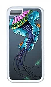 Beautiful Native Design Case for iphone 5c iphone 5c / TPU White by Cases & Mousepads