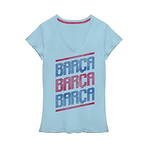 Gonzales Women's Graphic T-Shirt - Football Club Barcelona Size X-Large - Barcelona Graphic T-shirt