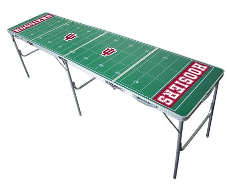 Indiana Hoosiers 2x8 Tailgate Table by Wild Sports by Wild Sales