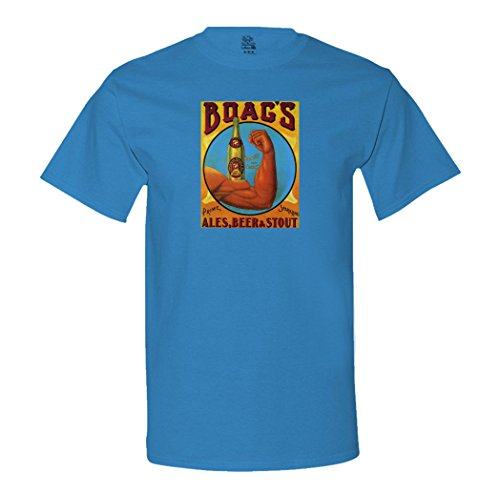 minty-tees-vintage-boags-ales-beer-stout-x-large-pacific-blue-mens-shirt