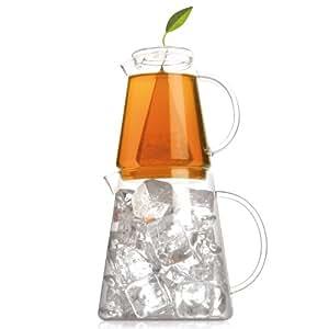Tea Forte Tea-Over-Ice, Iced Tea Brewing Pitchers