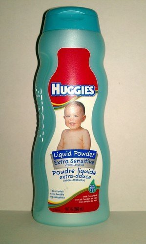 Huggies Liquid Powder With Cornstarch Fresh Baby Scent - 9 oz