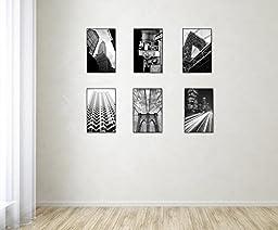 MCS Format Frame, 11 by 17-Inch, Black (6 Pack)