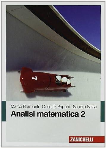 bramanti pagani salsa analisi matematica 1 zanichelli pdf download