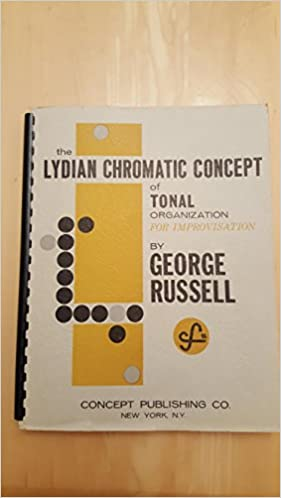 Organization tonal of pdf concept chromatic lydian