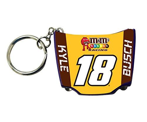 Busch Hood - Kyle Busch #18 Hood Keychain
