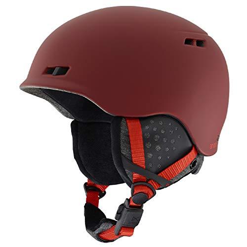 Anon 13362104600M Rodan Helmet, Red, Medium (Snowboard Red Helmet)