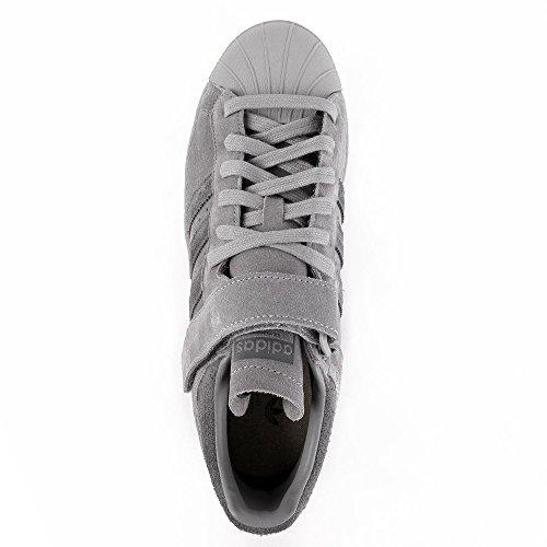 adidas Pro Shell 80s, Scarpe da Fitness Uomo Diversi Colori (Gritre / Gricin / Gricin)
