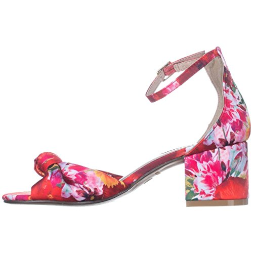 US Sandales Frauen Floral pour Femme Betsey Johnson qHSwII