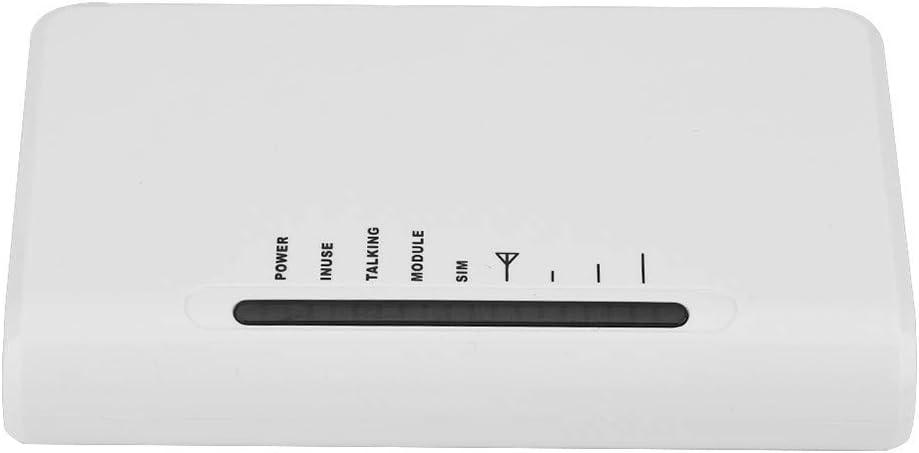 fosa GSM gateways inalámbrico a caja de teléfono con cable, 24-horas de trabajo puede conectar a caja de teléfono grabadora de alarma para hacer llamadas con antena externa(EU plug): Amazon.es: Electrónica