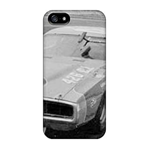 First-class Case Cover For Iphone 5/5s Dual Protection Cover Dodgecharger Daytona