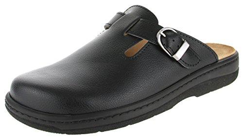 LONGO schwarz schwarz LONGO Clogs Clogs schwarz Herren LONGO Clogs schwarz Herren schwarz schwarz Herren xUn8FwApU