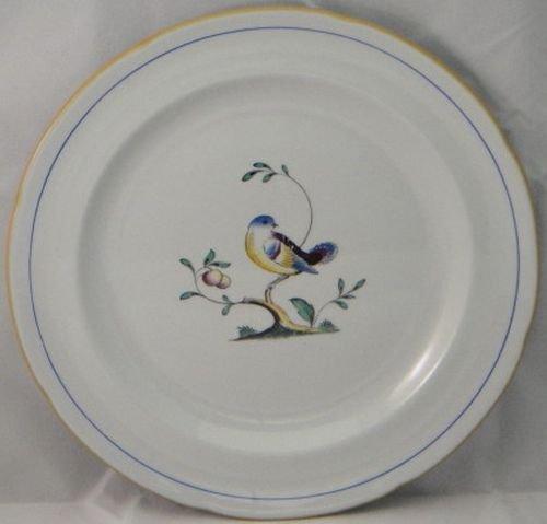 Spode Queens Bird (Y4973 Older) Salad Plate