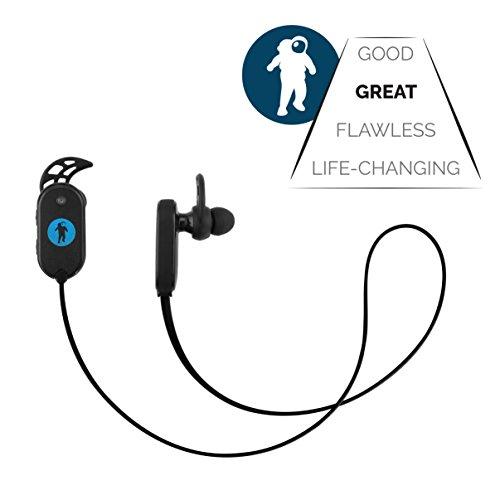 FRESHeBUDS Wireless Bluetooth Earbuds Black