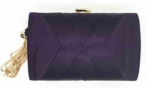 3d1e8b8aa8cb Shopping Purples - Fabric - Clutches & Evening Bags - Handbags ...