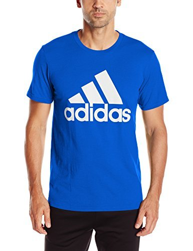 Adidas Badge of Sport Mens B&T Classic T 3XL Royal-White