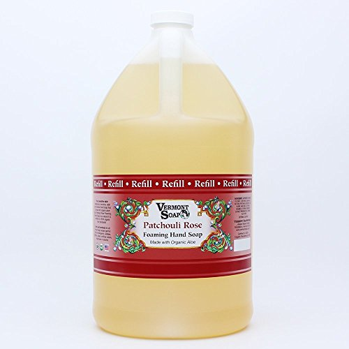 Patchouli Liquid Hand Soap - 5
