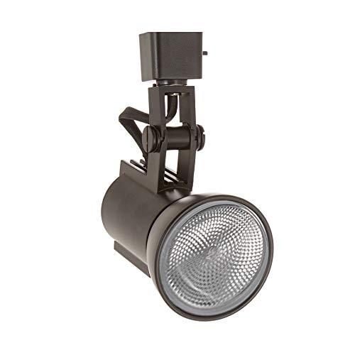 WAC Lighting LTK-773-BK L Series Line Voltage Track Head