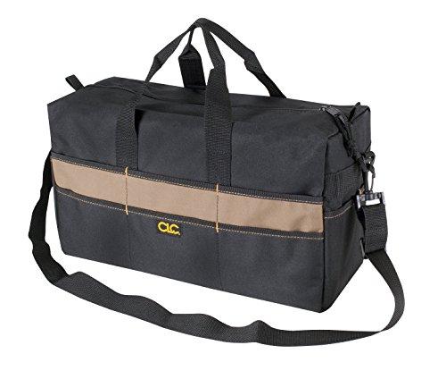 Clc Tote Bag - CLC Custom Leathercraft 1113 XL Tote Bag, 17-Pocket