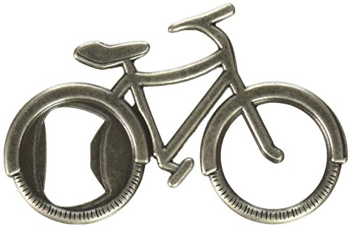 Kate Aspen Let's Go On An Adventure Bicycle Bottle Opener (Large Image)