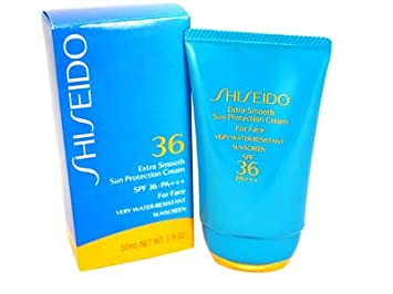 89d000c219d52c Amazon.com  SHISEIDO by Shiseido Shiseido Extra Smooth Sun Protection Cream  SPF 36-- 1.7OZ  Beauty