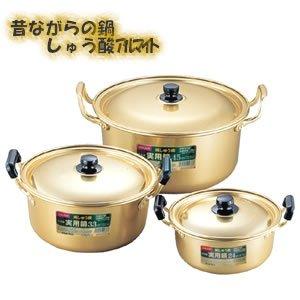 アカオ しゅう酸実用鍋 45cm 【品番】AZT04045   B0039145E4
