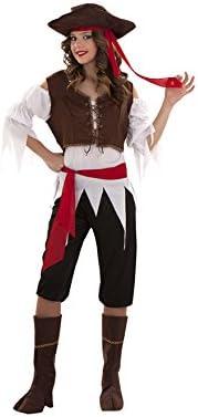 Yuppiyei Disfraz de Pirata Caribeña para Mujer: Amazon.es ...