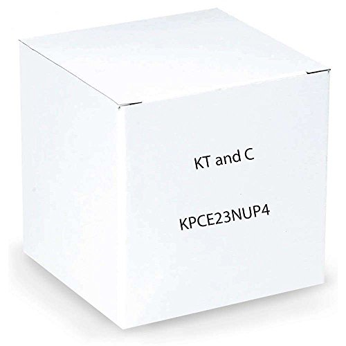 KT&C KPC-E23NUP4 750TVL Miniature Square Camera