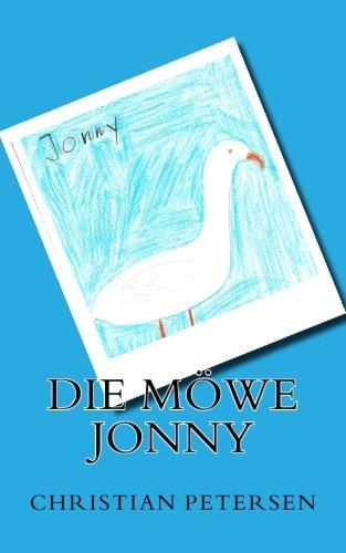 Read Online Die Möwe Jonny: mit farbigen Bildern der Klasse 4b, Schule Bindfeldweg, Hamburg (German Edition) pdf