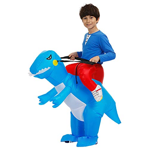 CASODA Inflatable Dinosaur T-REX Costume   Inflatable Costumes