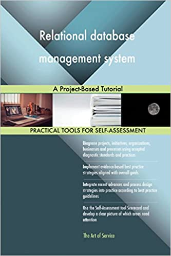 Relational database management system: A Project-Based Tutorial